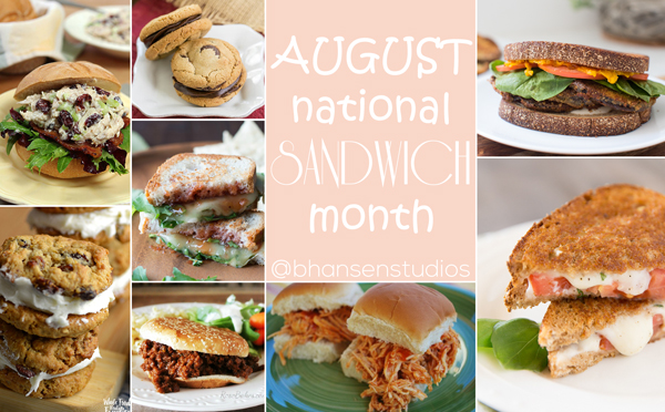 National Sandwich Month Roundup